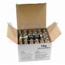 XXX - boite de 30 cartouches CO2 filetée / avec filet 16 grs (30 pieces)
