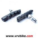 XXX - paire de patins frein VTT V brake complet a vis decentre 72 mm