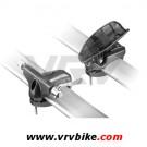 ELITE - porte velo Porte SAN REMO New pour barre de toit Noir ref 0097001