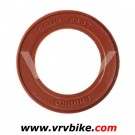 """ENDURO BEARINGS - joint cache poussiere """"bearing covers"""" roulement boitier pedalier shimano sram axe 24 mm SE MR 2437 Press Fit PF BB86 92"""