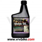 "FINISH LINE - ""Shock Oil"" Huile fourche amortisseur semi synthetique viscosité 10 WT 475 ml"