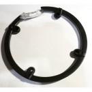 SHIMANO - flasque protection chaingard plateau pedalier shimano 44 (Y1M098250) noir 4 trous 430 431 39 611 551 ...