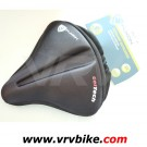 FUXON - couvre selle ultralight confort trekking GEL TECH NOIR