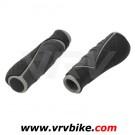 XXX - grips poignées ergonomique triple densité gel confort + bouchons