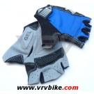 GPA - gants courts GEL confort noir / bleu L