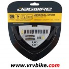 JAGWIRE - kit universal sport shift kit transmission cable gaine derailleur route vtt NOIR (UCK202)