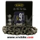 KMC - chaine 9 vitesses X9-93 SILVER
