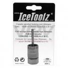 ICETOOLZ - cle pour cassette Shimano Sram et disque centerlock avec tige 09C1