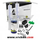 MAGURA - mini service kit disque (purge / raccourcir ...) complet + huile minerale 2 700 191