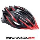 MET casque velo VELENO Noir mat rouge taille L 58-61 cm - occasion -
