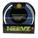 JAGWIRE NERVZ - Kit freinage cable gaine frein teflon BLANC