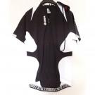 ONDA - Maillot manches courtes SS ALGARVE revolutional noir blanc taille XL