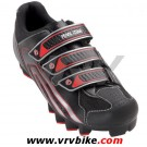 PEARL IZUMI - chaussures VTT MTB Select 3 scratch noir rouge taille 44