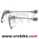 RITCHEY - paire blocage roue serrage rapide quick release aluminium road avant + arriere route