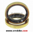 RITCHEY - 2 roulements jeu de direction WCS gold 45/45 41.8 mm