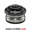 RITCHEY - jeu de direction intégré logic drop in aluminium 1'1/8 45°X45° 41X30.15