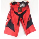 SCOTT - short DH Racing IS red rouge noir freeride descente taille M