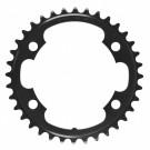 SHIMANO - plateau pedalier Tiagra 4703 9-10 vitesses noir entraxe nouveau 110 - 30 pour triple (Y1RD3000)