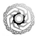 SHIMANO - disque de frein centerlock SM-RT10S 160 mm + fixation
