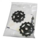 SHIMANO - paire galets roulettes de derailleur 7 - 8 vit 13 dents RD-M410 ou autre (Y5VP98050)