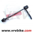 SHIMANO - blocage roue serrage rapide quick release vintage noir AVANT (route ou vtt)