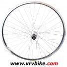 XXX - Roue arriere VTT 29' citybike 28 cyclo cross 700 Zac 19 double paroi oeillets / SHIMANO FH-T3000 V brake noir