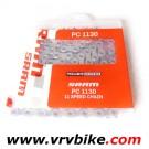 SRAM - chaine 11 vitesses vtt route rival PC1130 + Power lock attache rapide (en boite)