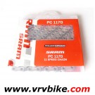 SRAM - chaine 11 vitesses vtt route force 22 PC1170 hollowpin + Power lock attache rapide (en boite)