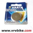 VARTA - pile batterie CR-2450 (ROX et autre)