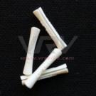 XLC - Protection pour gaines - Tube tops 3G (4 pièces) blanc