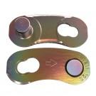 SRAM - attache rapide power link rainbow gold dore or XX Eagle 12 vitesses