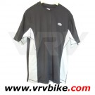 XTX - Maillot courtes manches Sedona jersey Noir Gris clair taille L