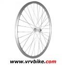 XXX - Roue avant hybride citybike 28 vtt 29 ZAC 19 / SHIMANO RM40 V brake gris