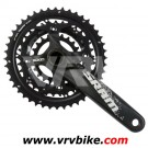SRAM - TRUVATIV - crankset S1000 axle GXP zwart 175 mm 22-33-44